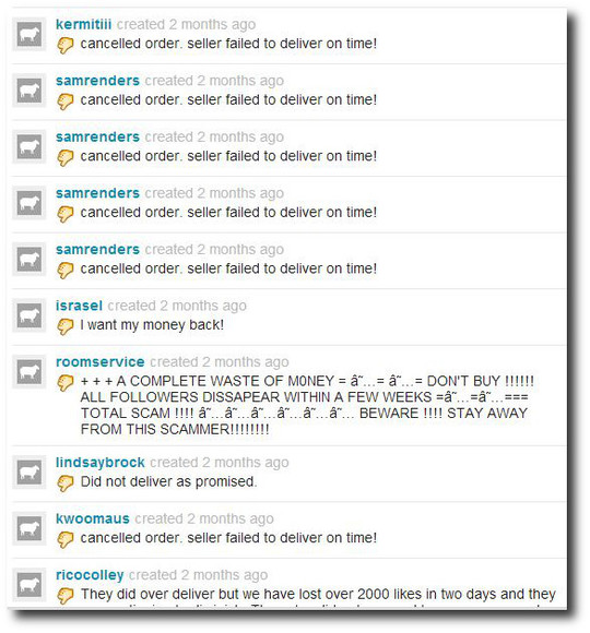Bad Fiverr Reviews (3)