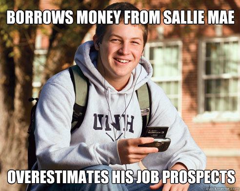 Sallie Mae Meme