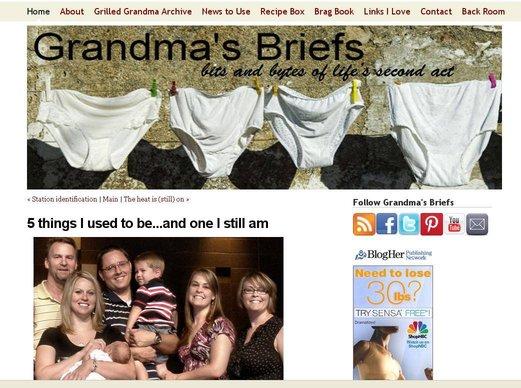 Grandmas Blog