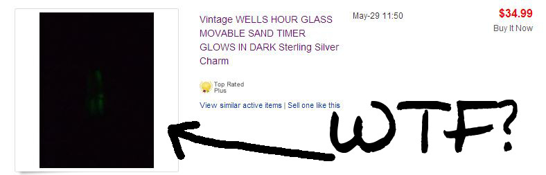 ebay listing fail