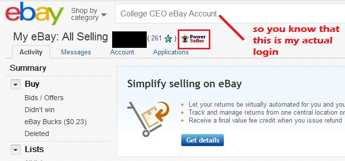 how to sell online without ebay