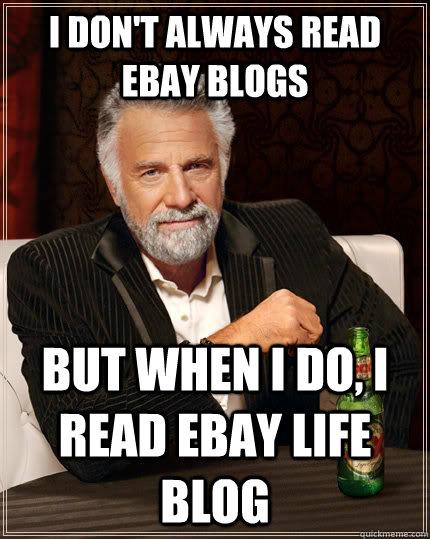 ebay life blog