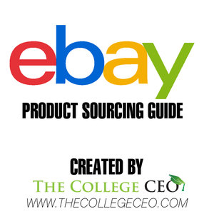 ebay product sourcing