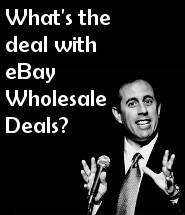 ebay wholesale market
