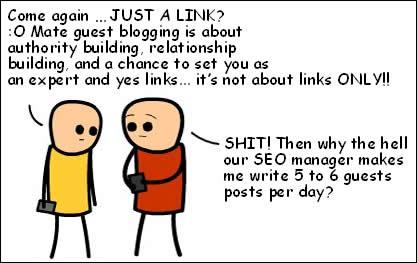 guest blogging meme